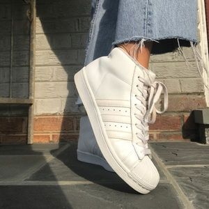 Adidas Pro Model High Tops